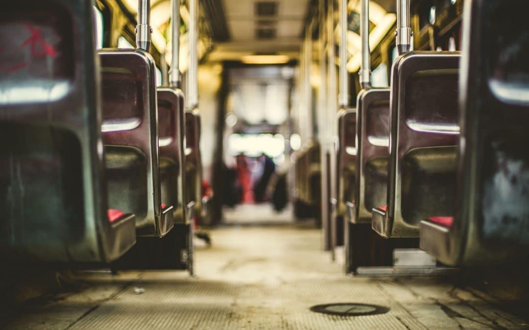 Hurt While Riding Public Transportation?